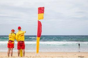 Cooks Hiil Parkside Blog Beach Flags